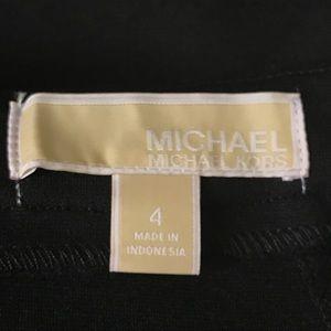 MICHAEL Michael Kors Skirts - NEW Michael Kors A Line Mini Skirt Size 4 Black